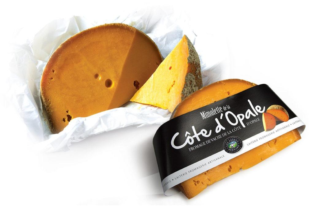 La Mimolette de la Côte d'Opale