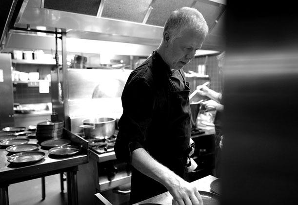 Chef Alain Moitel