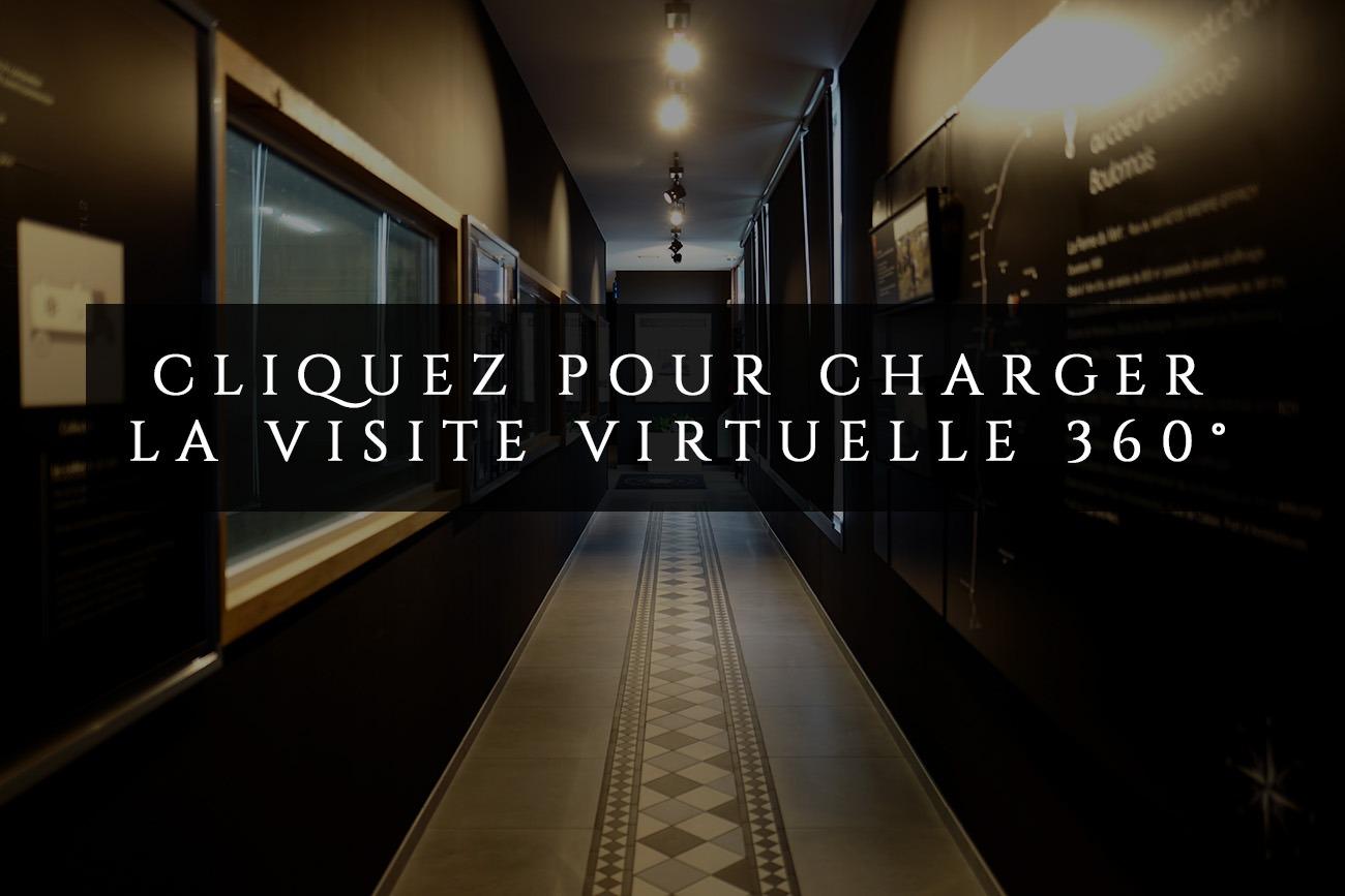 Visite virtuelle La boutique de la Fromagerie Sainte Godeleine